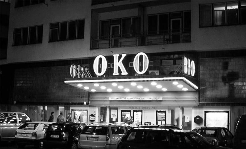 Kino Oko – Praha